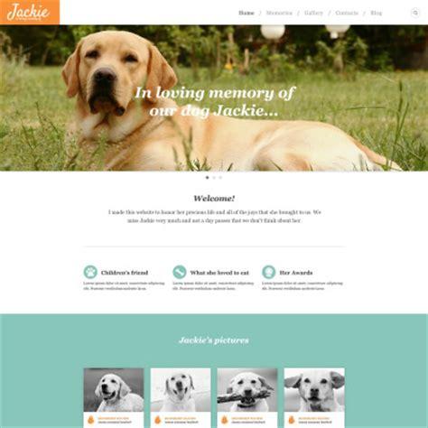 puppy websites website templates