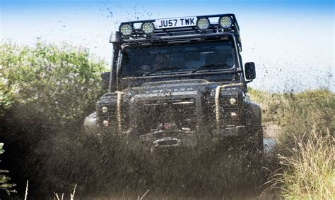 land rover defender 90 110 spectre edition