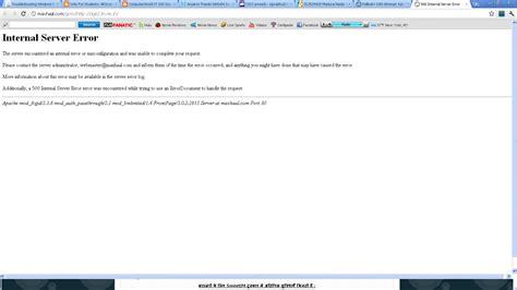 internal server error troubleshooting windows errors and solutions october 2010