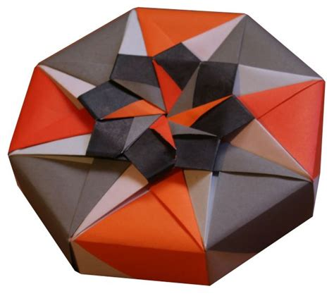 Origami Box With Lid - best 25 origami boxes ideas on origami box