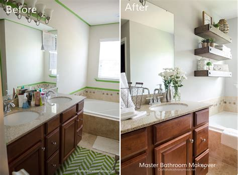 bathroom updates before and after craftaholics anonymous 174 master bathroom update