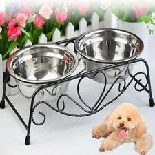 Jo In Pet Bowl High Bevel L bowl stand ebay