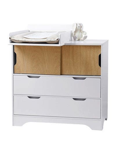 Commode Cool Alinea by Commode A Langer Alinea Cool Commode Blanche Fois Tiroirs