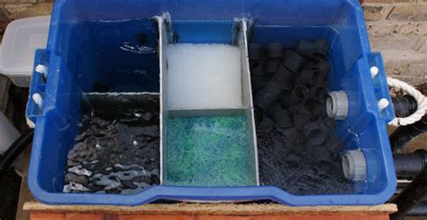 homemade fountain filter homemade free engine image for 10 diy pond filter inexpensive and easy to build home