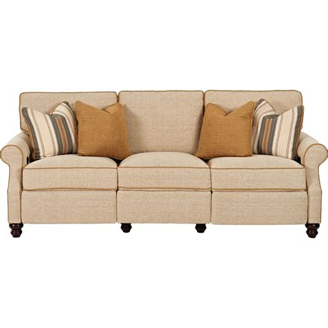 exchange sofa klaussner trisha yearwood tifton reclining sofa sofas