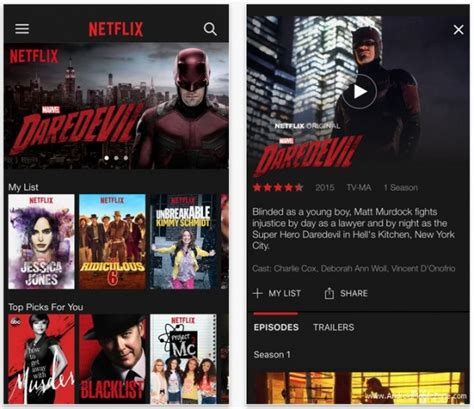 netflix 1 8 1 apk netflix apk v5 8 1 build 24651 android application amzmodapk