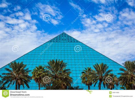 Moody Gardens Pyramids by Blue Pyramid Royalty Free Stock Photo Image 34611805