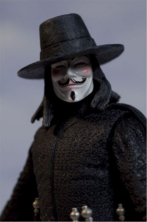 v figures v for vendetta figure another review by