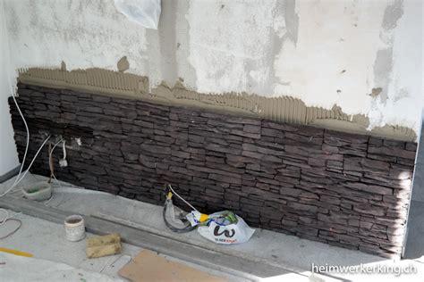 steinverblender innen tv wand mit steinverblender ohne sichtbare kabel bauen