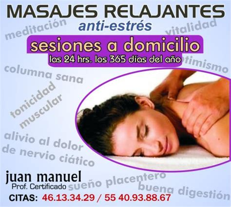 Imagenes Relajantes Anti Estres | masajes relajantes anti estr 233 s en ecatepec de morelos