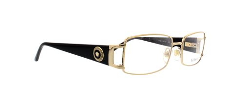 versace eyeglasses ve1163m 1252 pale gold 52mm ebay