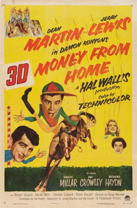 money from home posters from poster shop