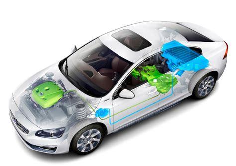 volvo s60 in hybrid volvo s60l pphev auf der auto china 2014