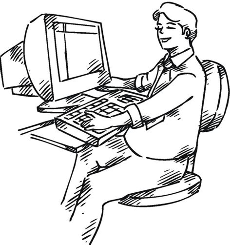 technology coloring pages information technology pages