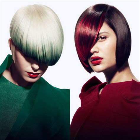 Haircuts And Color Salon | sassoon salon fall 2011 haircut and color collection