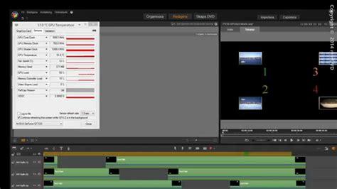 tutorial video pinnacle test of gpu tutorial pinnacle studio 18 youtube