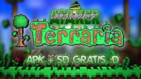 terraria apk version terraria ultima versi 243 n actualizado android apk sd