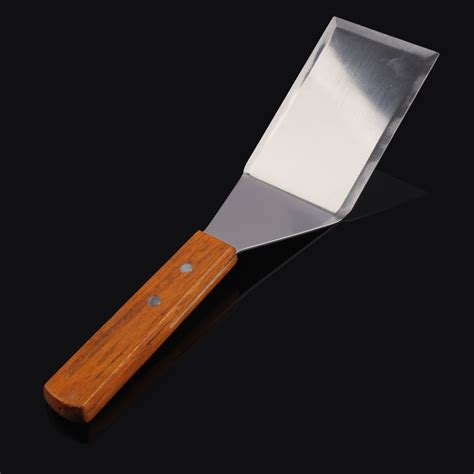 aliexpress scraper stainless steel spatula scraper pancake turner scoop with