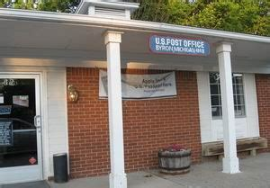 Byron Center Post Office by Post Offices In Michigan