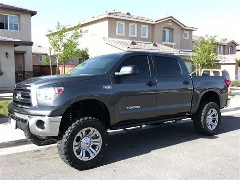 2012 Toyota Tundra 6 Inch Lift Kit 2012 Toyota Tundra Ii Pictures Information And Specs