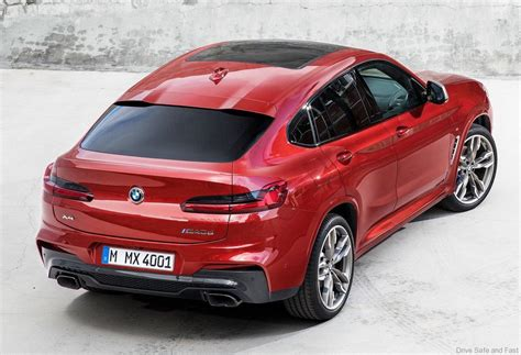 Fast Bmw Models by Bmw X4 2018 Model Is On Its Way The Drive