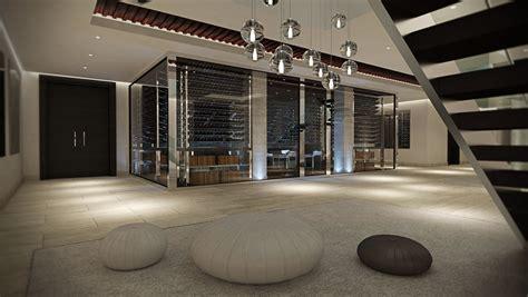 private wine cellar   Interior Design Ideas.