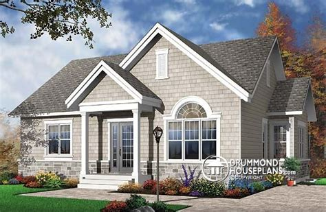 traditional bungalow house plans plan of the week quot craftsman approach to traditional bungalow quot drummond house plans