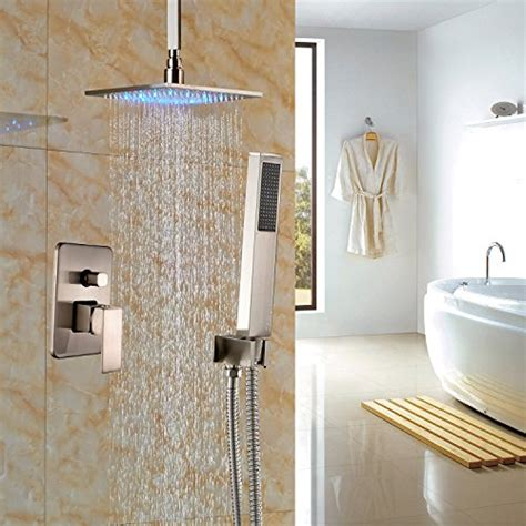 shower systems ceiling ceiling mount shower system