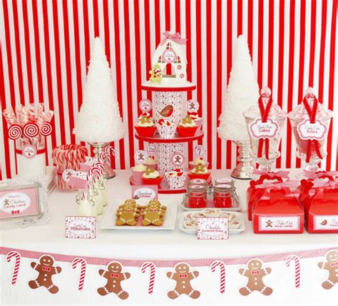 cute themes for christmas parties a festive quot christmas candyland quot theme hostess with the