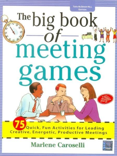 Big Data Mba Book by The Big Book Of Meeting