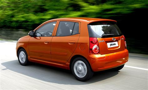 Kia Picanto 2008 by Car And Driver