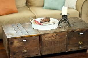 Diy Coffee Table Ideas Plandlbuild