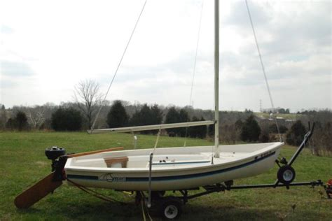 sailboat with motor spindrift 15 sailboat with motor for sale in la grange