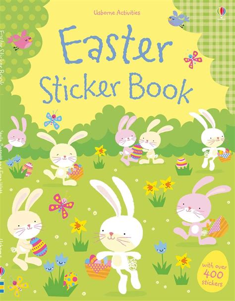 Usborne Sticker Books Canada