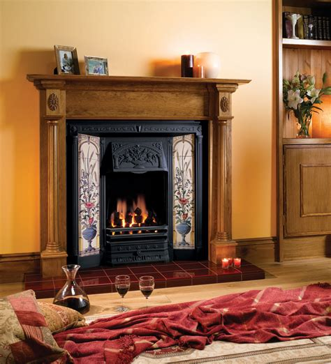 kamin fliesen glazed hearth tiles stovax classic fireplace tiles