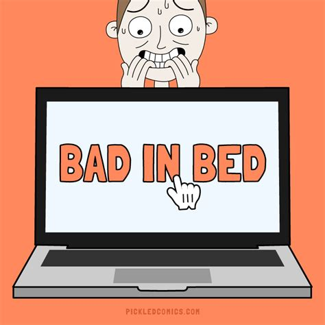 bad in bed pickled comics bad in bed pickled comics