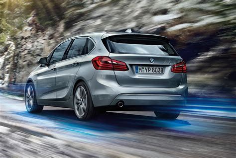bmw minivan new bmw 225xe active tourer is an awd plug in hybrid