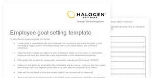 goal setting for employees template employee goal setting template toolkit