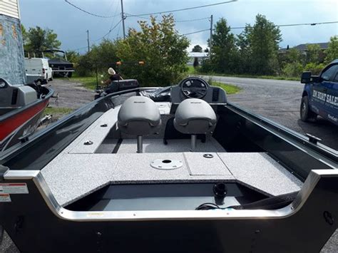 aluminum boats for sale kingston mirrocraft 165 sc outfitter 2019 new boat for sale in