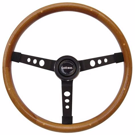 volante it volante lotse big wood classico em madeira cubo fusca