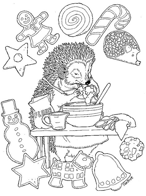january holiday coloring pages xmas pictures to colour