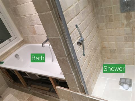 flooding bathroom bathroom drainage bath s water flooding shower home improvement stack exchange