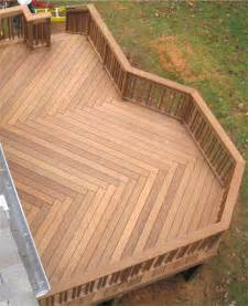 angled deck boards remodeling ideas pinterest