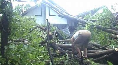 Tv Sharp Di Jombang warta seputar kota jombang beriman angin beliung ngamuk di gudo jombang