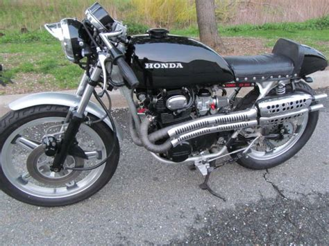 awesome 1973 honda cb350 cafe racer for sale on 2040 motos