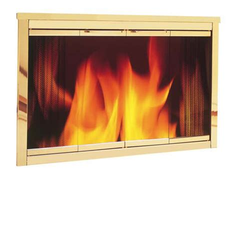 fireplace screen choose a place glass enclosure from