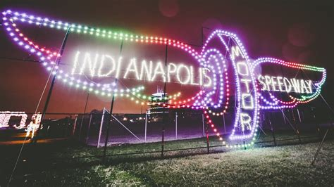 speedway lights 2017 where to see lights in indianapolis 2017 axs