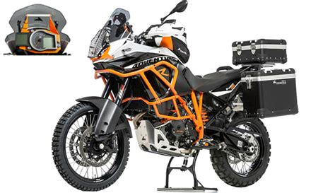 Gear Set Tiger By Bike World ktm 1190 adventure r 2015 touring motorcycle