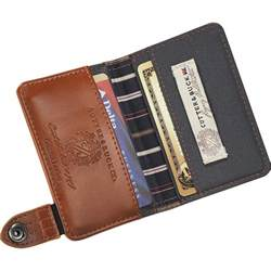 business card holder for wallet legacy leather wallet id business card holder