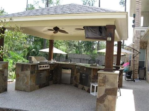 awesome kitchen designs awesome outdoor kitchen designs decor trends outdoor